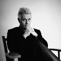 John Irving ©Ivan Giménez - Tusquets Editores