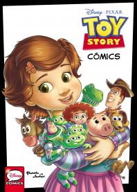 Toy Story 1, 2 y 3. Cómics