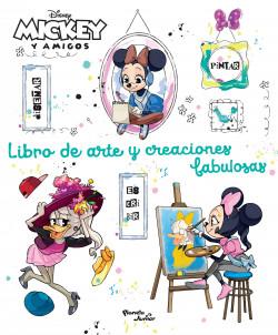 Minnie. Libro de arte